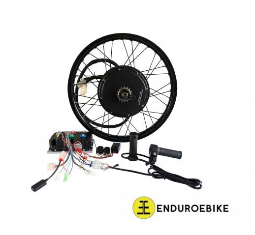 72v 5-12000w e-bike kit