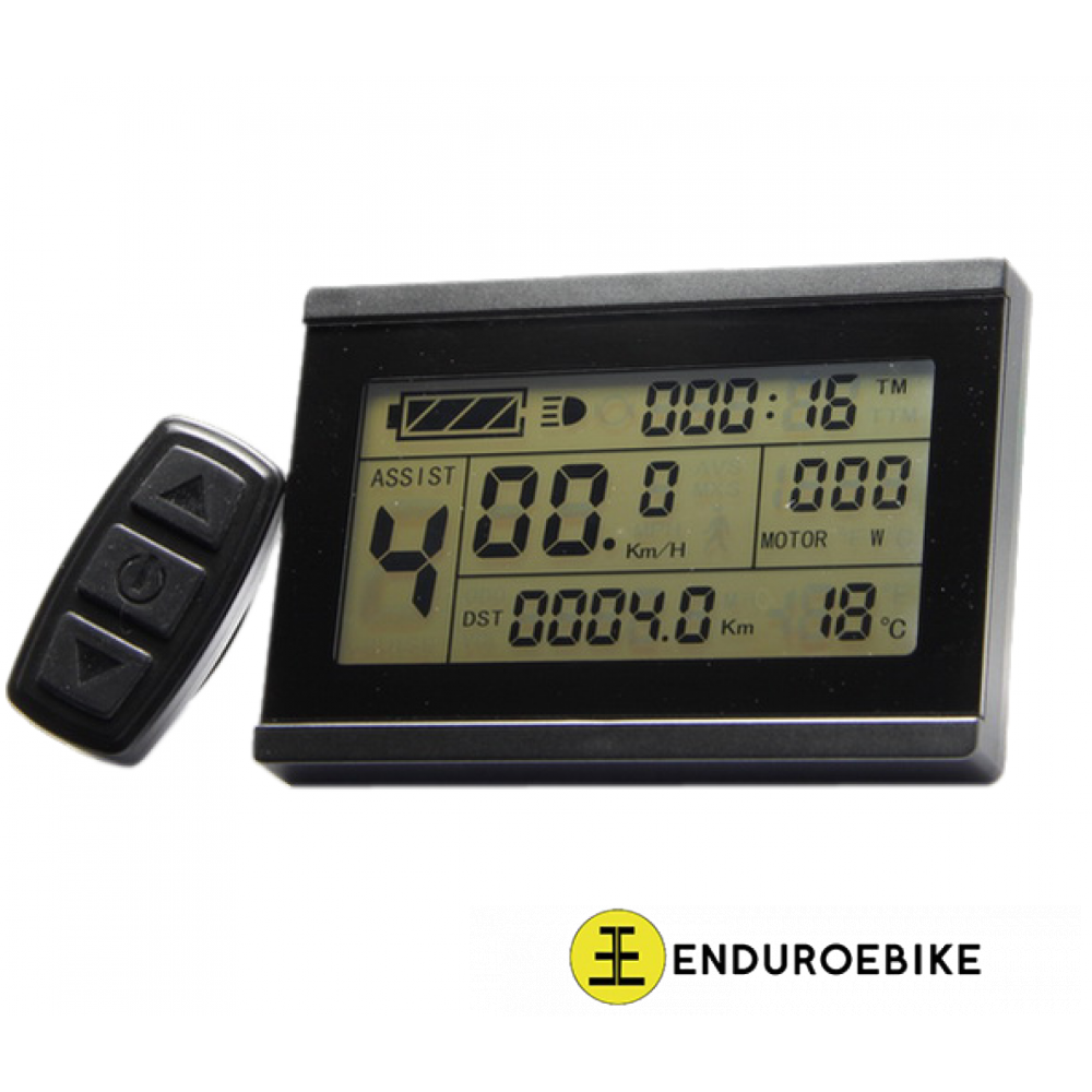 LCD 3 display with USB port