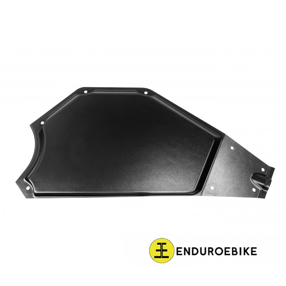 Right matt plastic side cover for EEB frame
