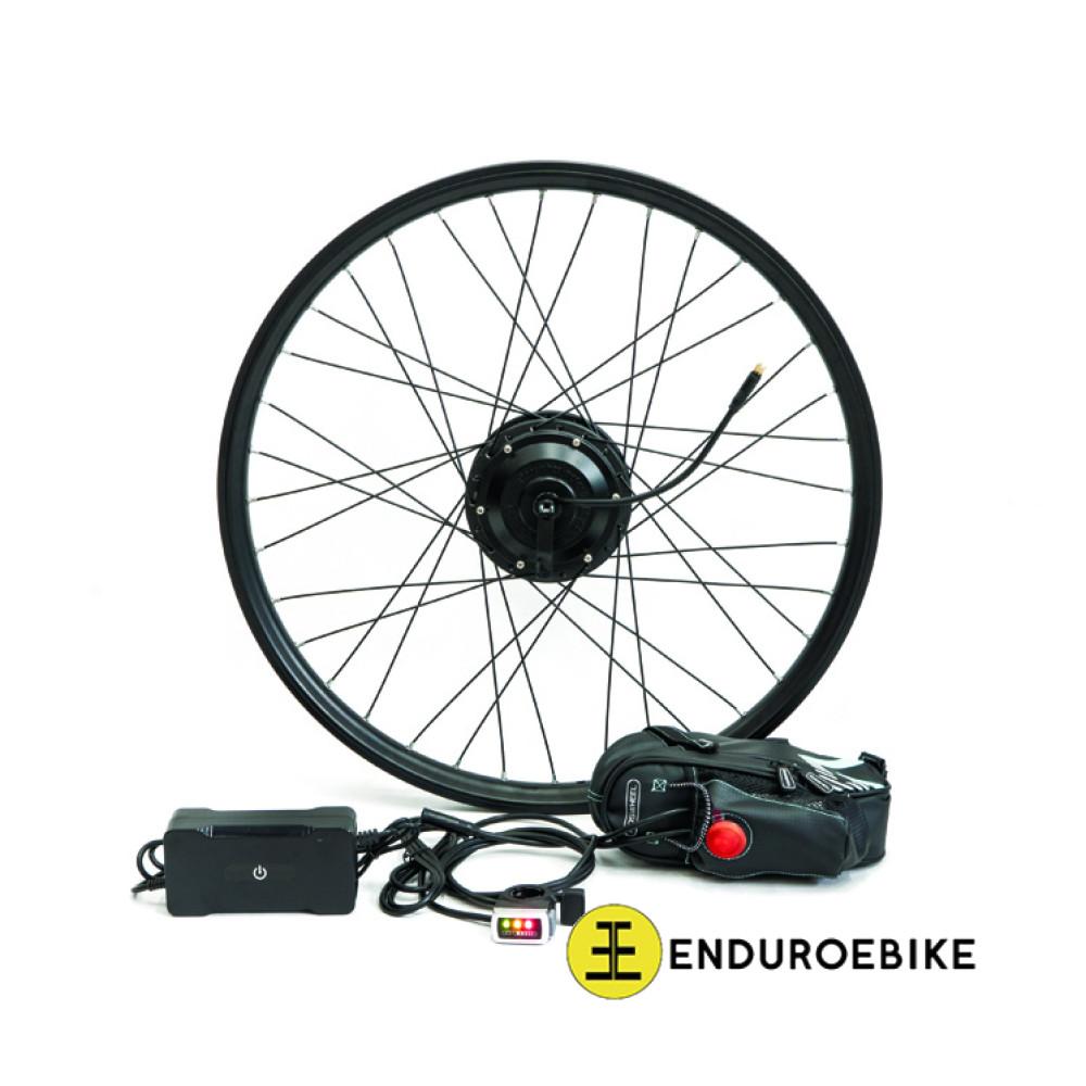 front QR 48v350W e-bike DIY kit