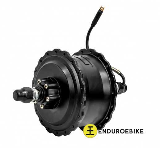Fat bike motor Geared/F-FAT135mm
