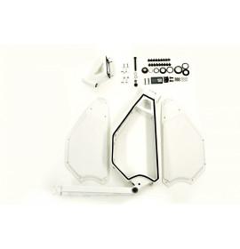 Frameset Electric Enduro White