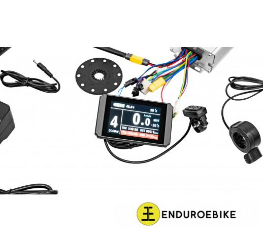 Rear 48v1500W e-bike kit