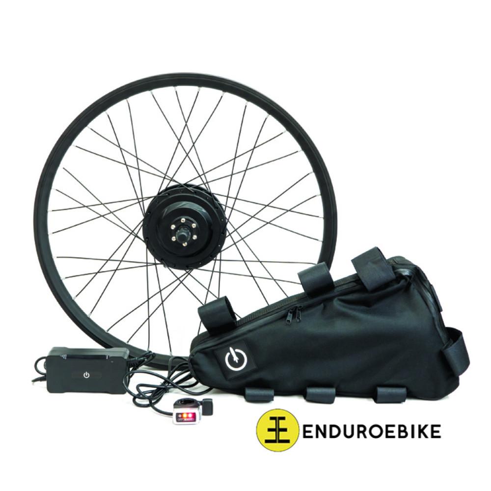 rear 48v500W geared e-bike DIY kit