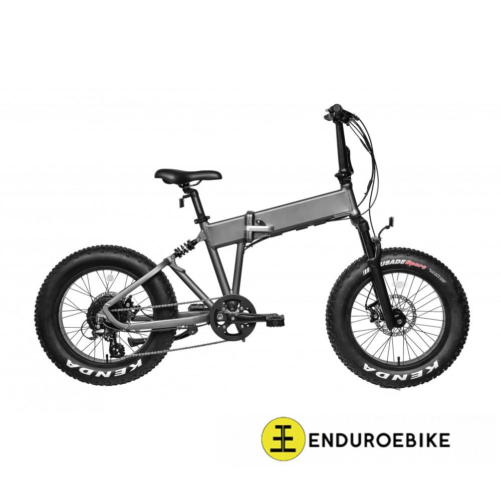 Wave X electric bike