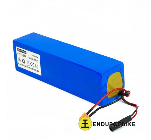 EEB 48V 10,6Ah Boston Swing Battery Pack