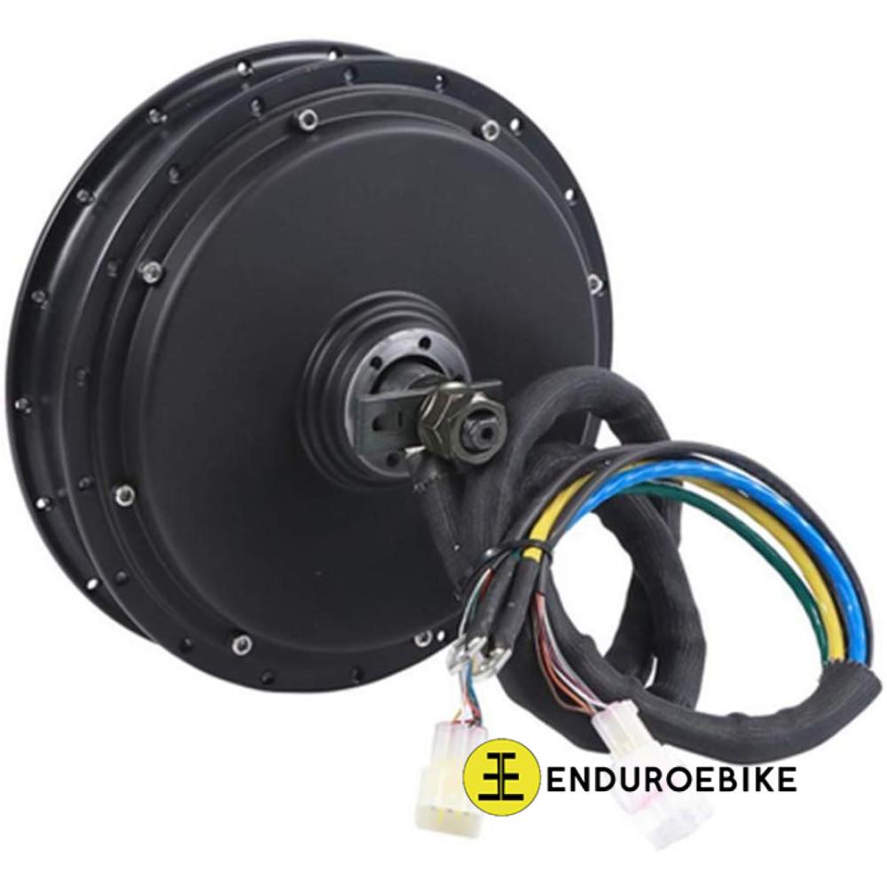 Motor DD QS 205 V3 72-96V 4000W